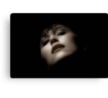 an iconic  portrait Canvas Print