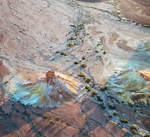 Early Morning Light: Painted Hills by Mieke Boynton