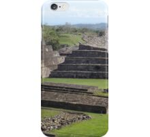 Overlooking El Tajin, Mexico iPhone Case/Skin