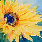Sunburst #2 by Ruth S Harris