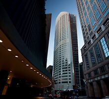 Chiefley Towers Sydney  by MiImages