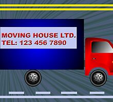 Moving House by Orla Cahill