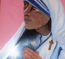 Mother Teresa by BeenaKhan