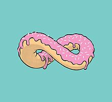 Donuts Forever by Ken Smith