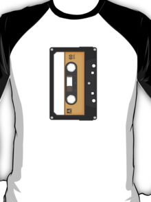 Awesome blank music tape T-Shirt