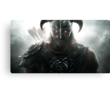 The Elder Scrolls V - Skyrim Dawnguard Canvas Print