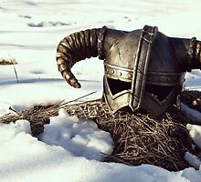 The Elder Scrolls V - Skyrim Helmet by ghoststorm