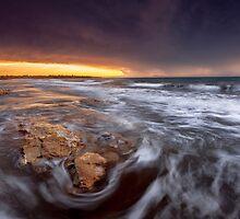 Casuarina Beach, Northern Territory by Andrew Brooks