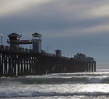 Oceanside Pier 3210 by Ben Herman