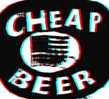 FIDLAR - Cheap Beer Sticker