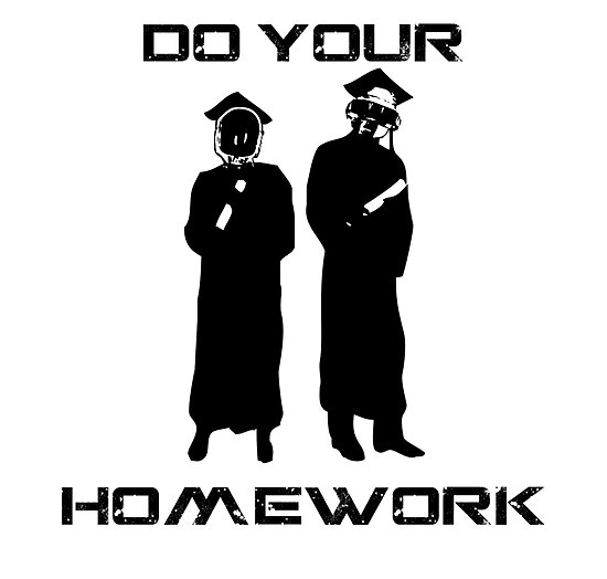 why it is important to do your homework Why do people think homework is a good idea  nansi explained that it's important parents don't do your homework themselves nansi added:.
