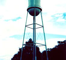 Howard Water Tower by Paul Lavallee