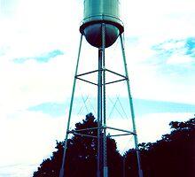 Howard Water Tower by Paul Lavallee