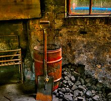 Warmth - State Mine Historical Park , Lithgow NSW - The HDR EXperience by Philip Johnson