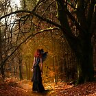 Autumn Fairy by thinkingoutloud