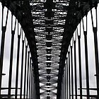 Sydney Harbour Bridge by contagion