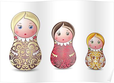 Matrioshka by piscari