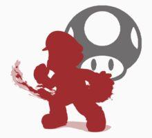Smash Bros - Mario Kids Clothes