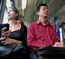 Melbourne Tram by HAL613