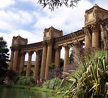 Palace of Fine Arts by contagion
