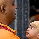 Thaipusam 2009 - Like father like child (son?) by richardseah