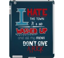 A Day To Remember - All Signs Point To Lauderdale iPad Case/Skin