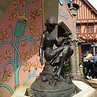 Cinderella Fountain by schermer