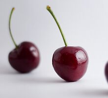 3 Cherries by Goymer
