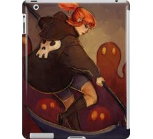 Reaper Girl iPad Case/Skin