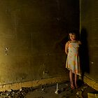 Little Girl Lost/color by Glenn-Patrick Ferguson