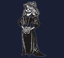 Skeleton Bride Kids Clothes