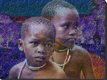 Children of Africa by vadim19