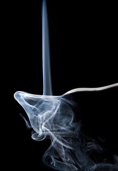 Spoonful of smoke by Vikram Franklin