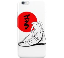 Gojira iPhone Case/Skin