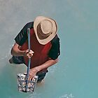 Shelling at Brohard Paw Beach by John  Kapusta