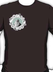Do Not Pity the Dead, Harry in Mint T-Shirt