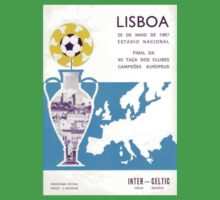 Celtic vs Internazionale - 25th May 1967 by Vagelis Georgariou
