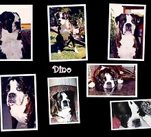 My Beloved Dino by Evita