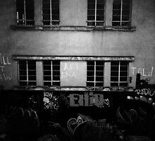 Urban decay  by Debby Chadwick