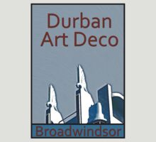 Durban Art Deco - Broadwindsor by David Thompson