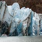 Viedma Glacier by kjcasey