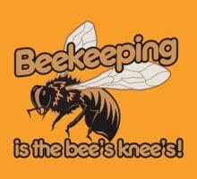 Beekeeping is the bees knees by Boogiemonst