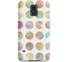 Colored World Samsung Galaxy Case/Skin