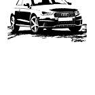 Audi A1 2015 by garts