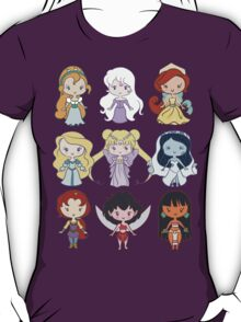 Lil' CutiEs - Alternate Princesses Group One T-Shirt