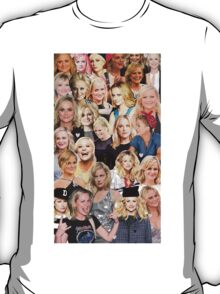 Amy Poehler Collage T-Shirt
