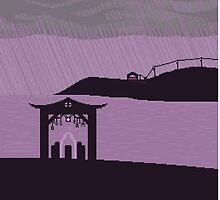 Rain or Shrine by floatinghead