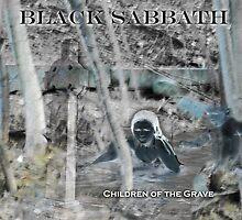 Children of the Grave -Album Cover by Rebecca Bryson
