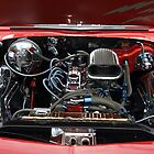 Chromed Engine Bay by Nathan Horswill