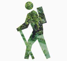 Green Hiker Kids Clothes